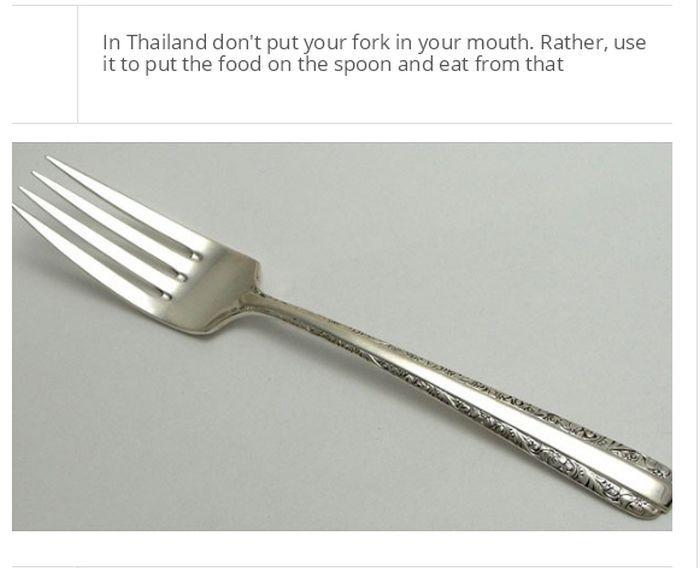 Food Etiquette