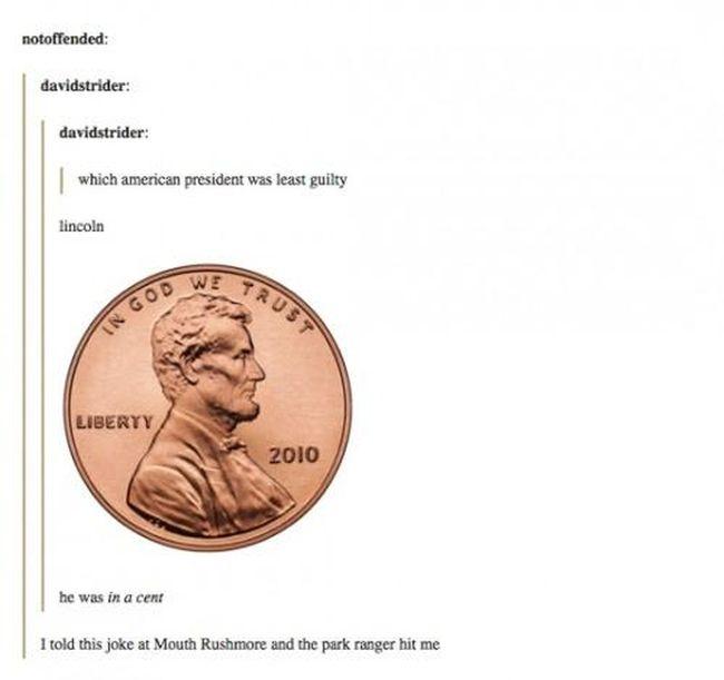 History According to Tumblr