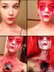 Transformations of Stephanie Fernandez