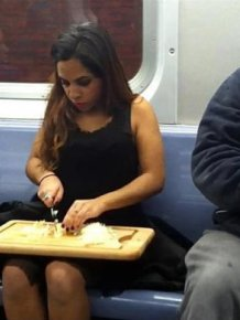 Funny People of Public Transport