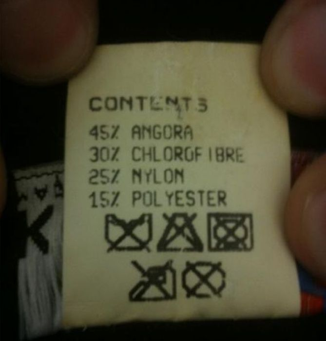 Funny Clothing Tags