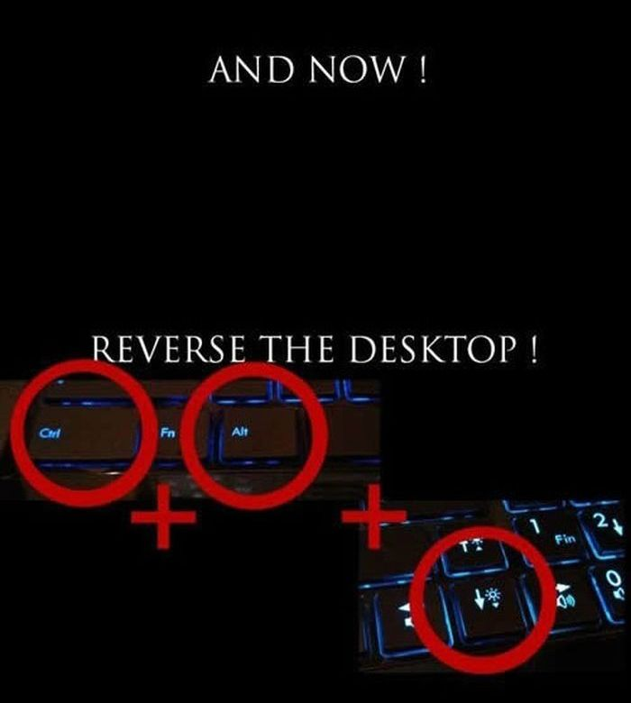 Evil PC Prank, part 2