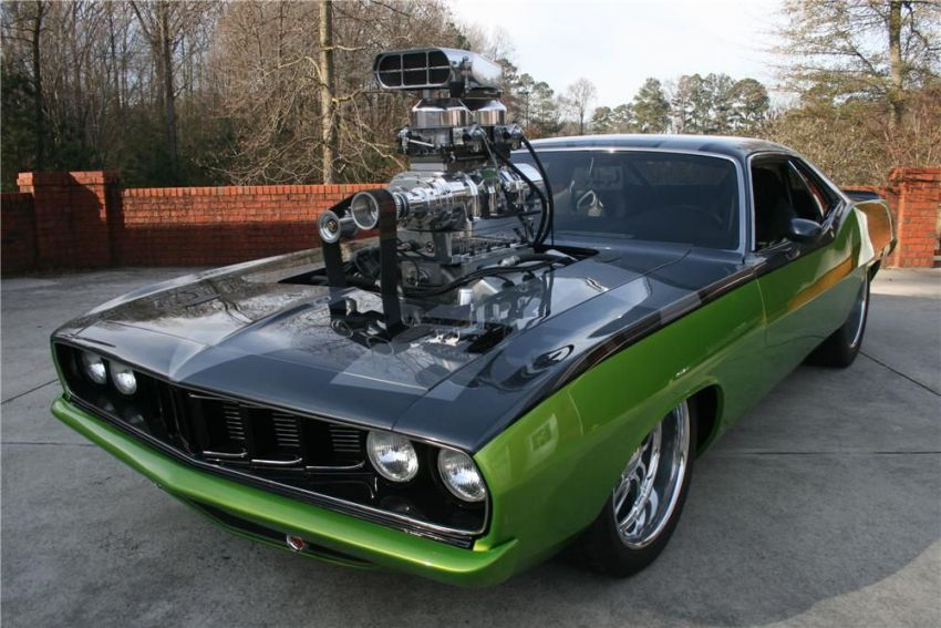 Monster Car Engines Vehicles