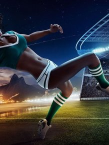 2014 World Cup erotic calendar