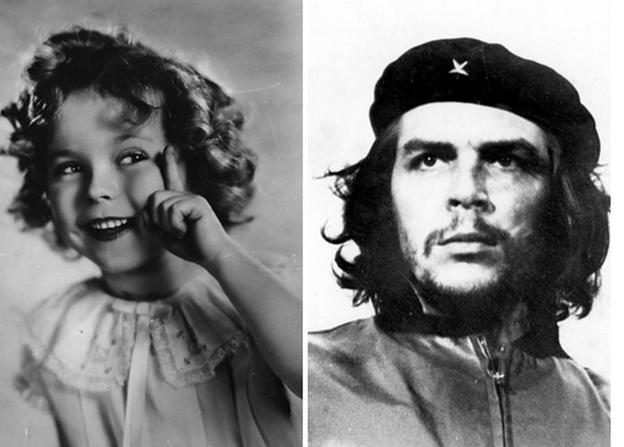 Iconic People of the Same Age