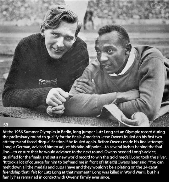 Real Sportsmanship