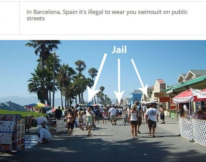 Strange Laws From Around the World