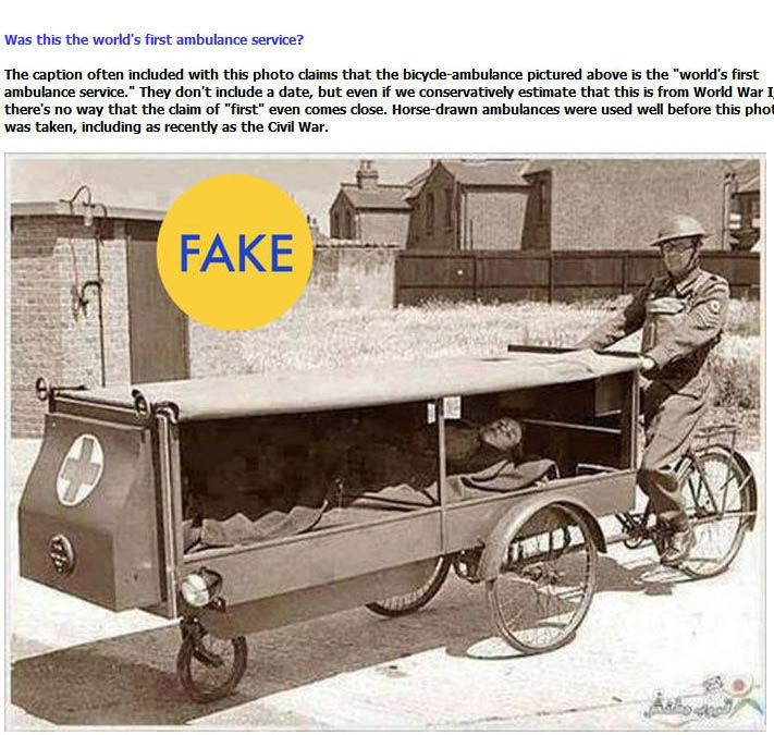 """""""Facts"""" That Are Lies"""