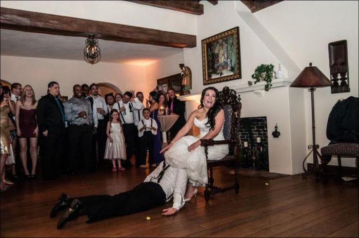 Funny Wedding Moments, part 2