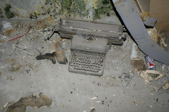 Very Interesting Abandoned Building