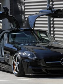 Mercedes-Benz SLS AMG by MEC Design