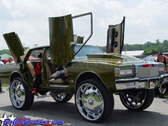 Coolest cars in Miami