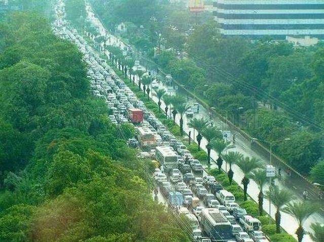 Traffic jam photos