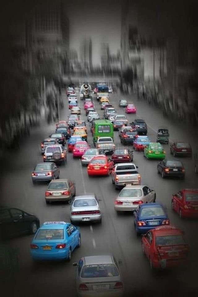 Traffic jam photos