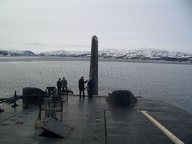 Largest Submarine in the World
