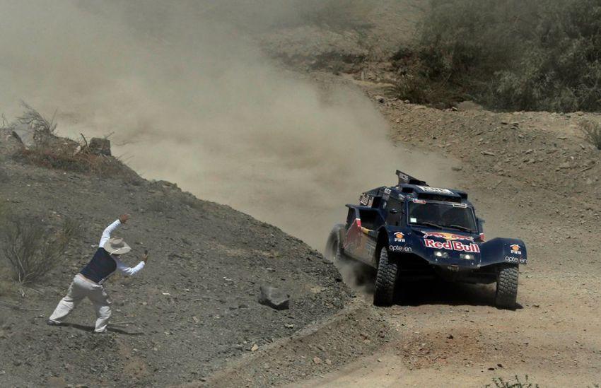 Dakar 2014, part 2014