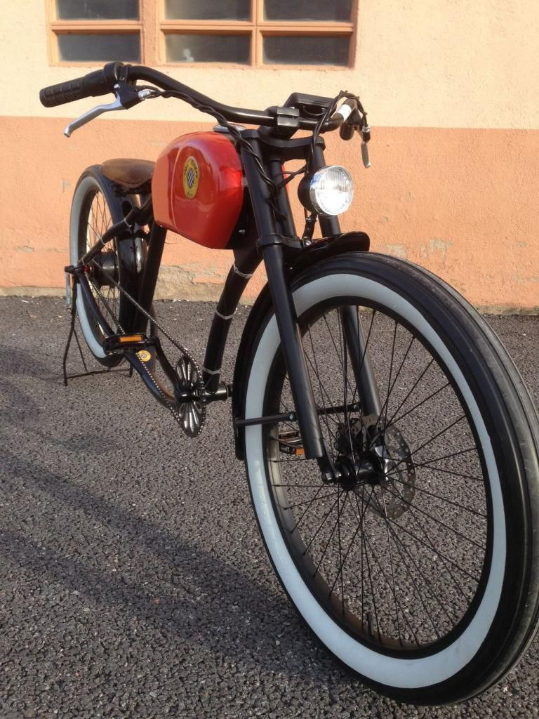 Otocycles - Electric bikes
