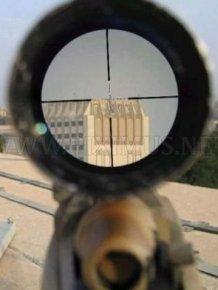 World through the eyes of a sniper