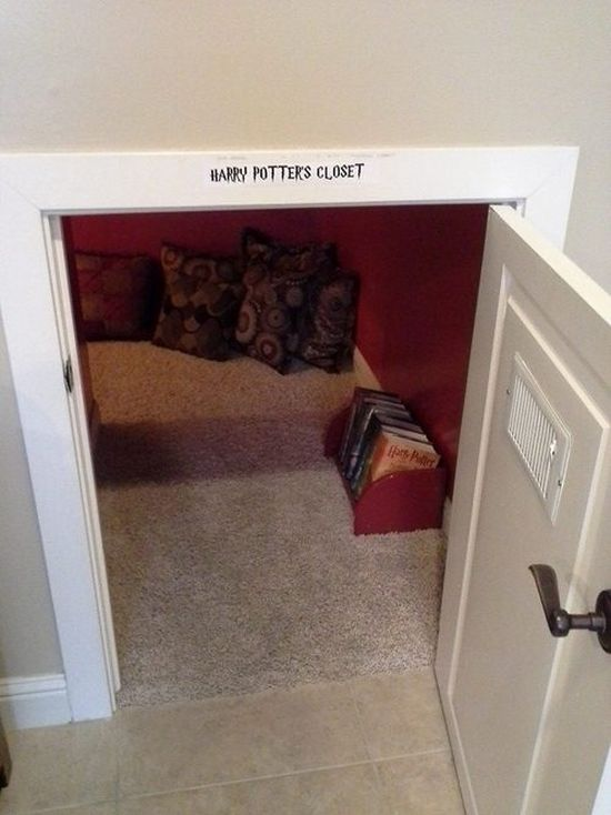 Great Reading Nook
