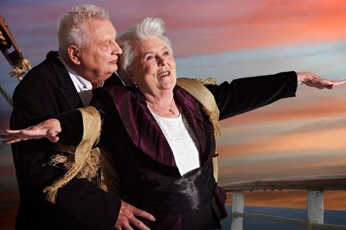 A German Retirement Community Did A Calendar