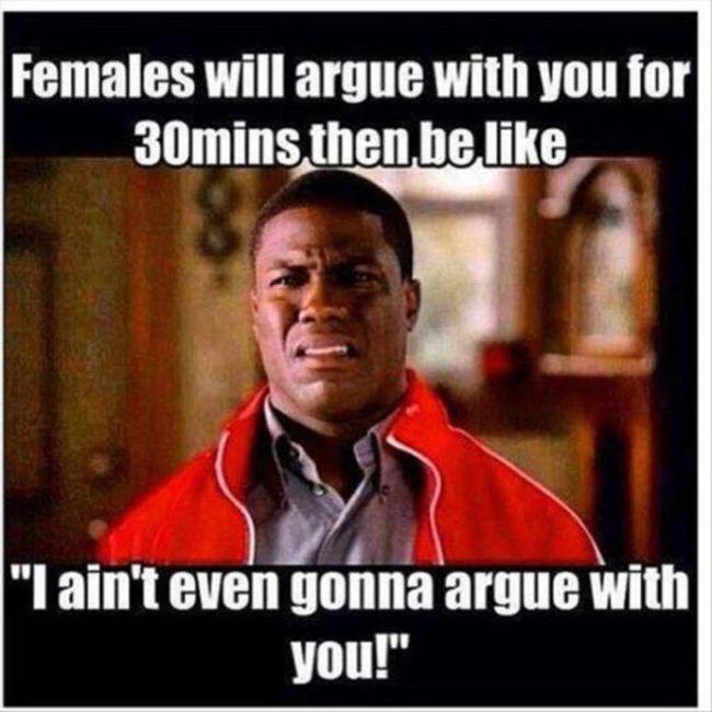 Female Logic, part 2