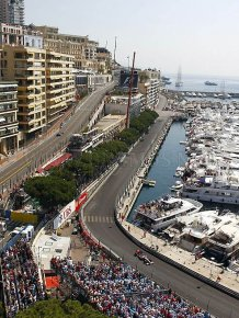 Behind the scenes of Formula 1, Monaco 2011 - Preparation