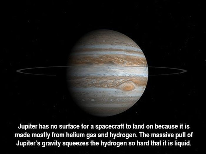 Amazing Space Facts