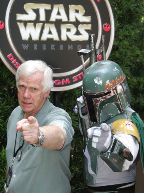 Actors Who Played Star Wars Characters