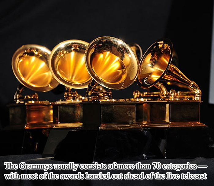 Interesting Facts About the Grammy Awards