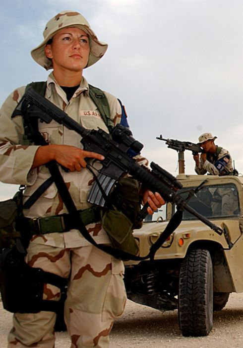 Military Women of the US Army