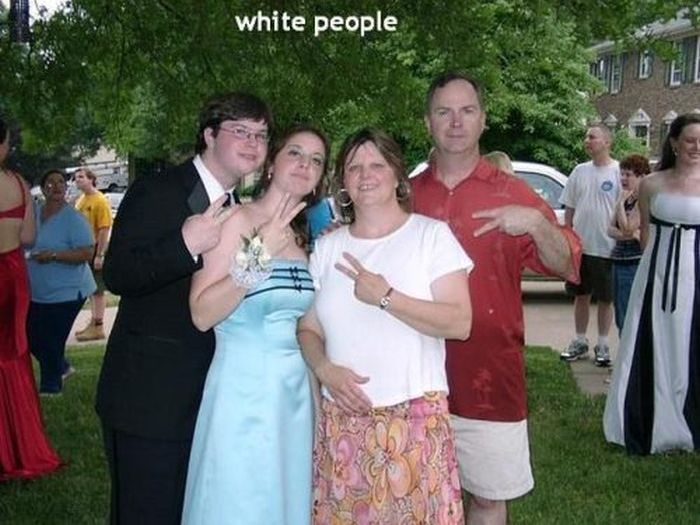 Funny White People, part 2