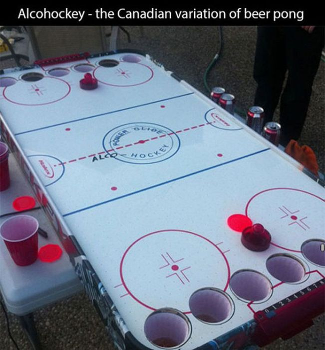 Only in Canada