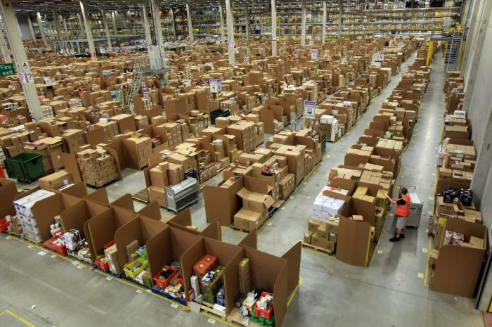 Welcome to Amazon