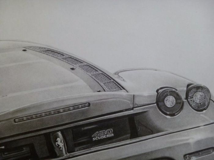Pencil Drawings, part 3