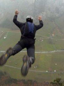 Base Jumping Photos