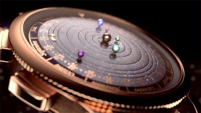 Complication Poetique Midnight Planetarium by Van Cleef & Arpels