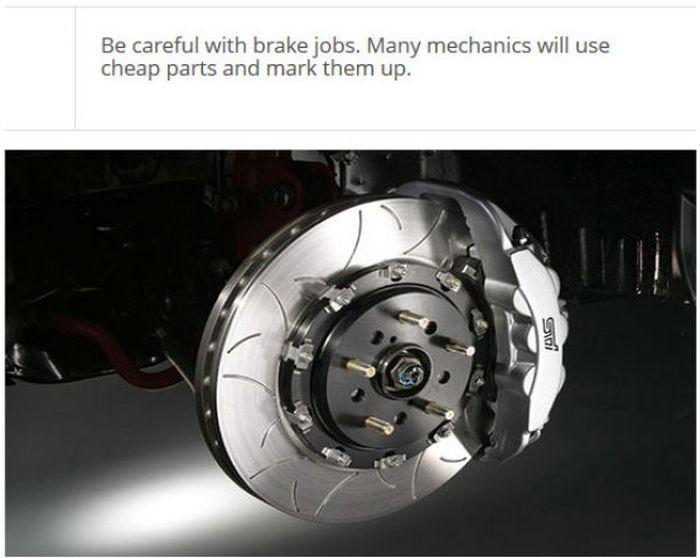 Car Mechanics' Secrets
