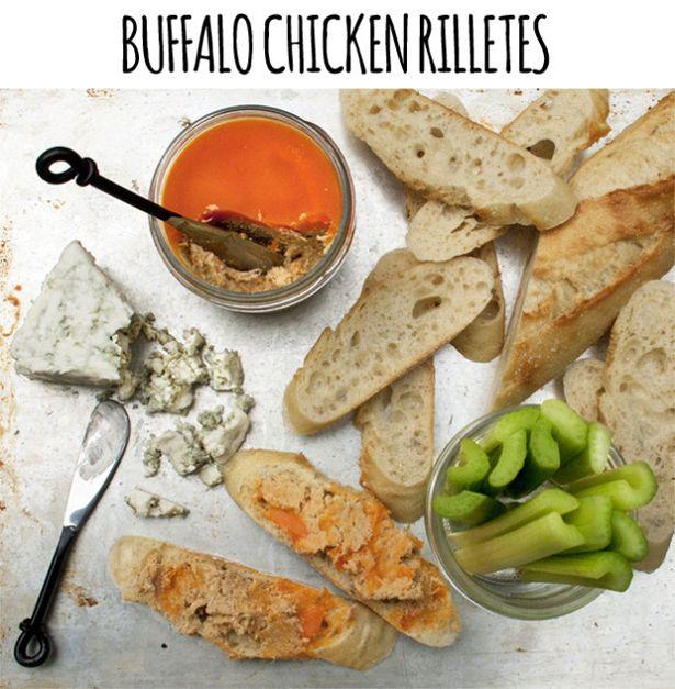 Buffalo Sauce for Super Bowl