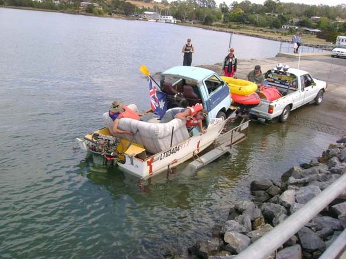 The Worst but Still Nice Self Made Yacht Ever