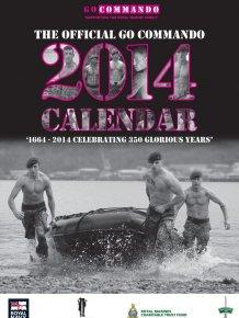 Go Commando 2014 Calendar