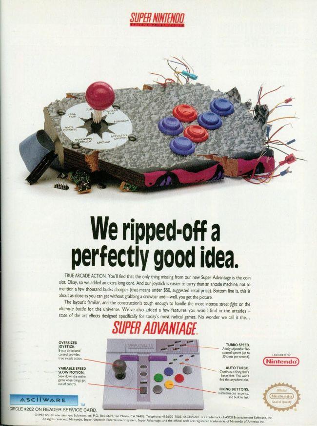 Vintage Video Game Ads, part 2
