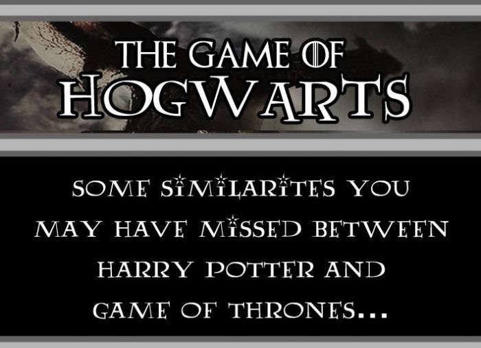 The Game of Hogwarts