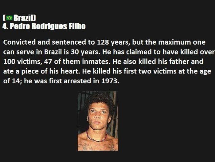 Top Ten Serial Killers