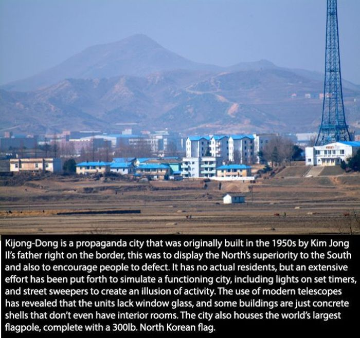 Facts About North Korea