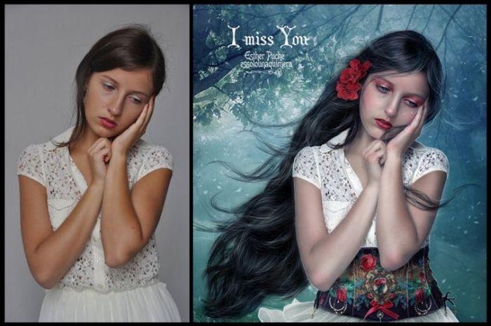Amazing Photo Manipulations