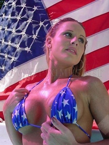 Hot Patriot Girls