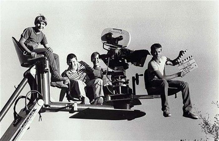 Behind the Scenes of the Famous Movies, part 7