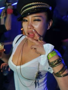 Night Club Girls of South Korea