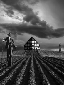 Surreal Photo Manipulations by Dariusz Klimczak