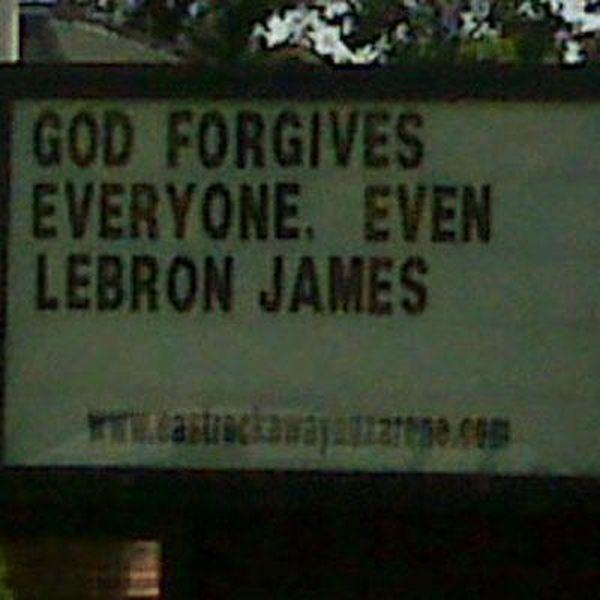 Hilarious Church Signs